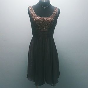 Andrew Marc sequins dress